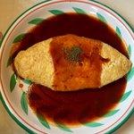 MARU - 料理写真:半熟 チーズ オムライス