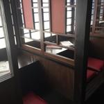 イロドリ - 個室のペア席