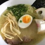 麺好き うるふ - 料理写真:2018.4 鶏塩
