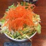 誠寿司 - 料理写真:サラダ