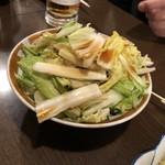 寿や - 白菜の柚子ポン酢