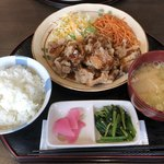 ごちそうさん食堂 - 名古屋唐揚げ定食