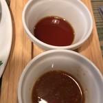 コカレストラン&マンゴツリーカフェ - カオマンガイのタレ