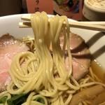 ラーメンBAR やきそばー HIT - 麺アップ