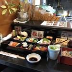 松葉寿司 - 桜御膳