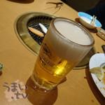 南大門 - 生ビール