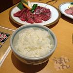 南大門 - 白飯