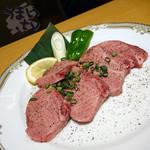 南大門 - 料理写真:厚切り上タン  1200円