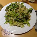 南大門 - チョレギサラダ