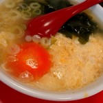 83760023 - 卵スープは優しい味