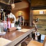 THAIFOOD DINING&BAR マイペンライ - カウンター席