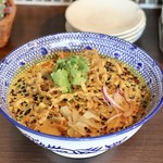 THAIFOOD DINING&BAR マイペンライ - カオソーイ(ホット)