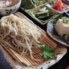 しを里 - 料理写真:そば定食