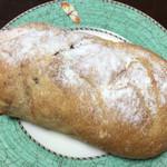 パン工房 麦のアトリエai - クリームチーズが入ってパン