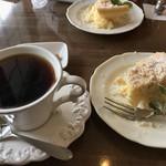 カフェ パルランテ - 料理写真: