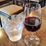 83765097 - ランチミニグラスワイン