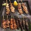 煙屋 - 料理写真:うなぎ串焼