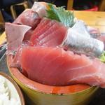 タカマル鮮魚店  - お刺身アップ!