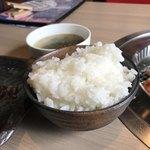 カルビ庵 - Aセット313円