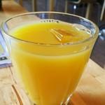 キッチン ロッコ - オレンジジュース