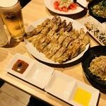 神戸餃子 樂 - コース2