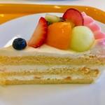 パピエ - 料理写真:フルーツ畑