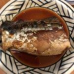 83770289 - 煮魚定食のサバな煮付け