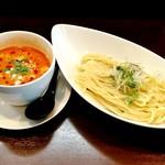 83770634 - トマトつけ坦坦麺