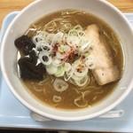 凡の風 - 味噌ラーメン900円