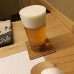 天ぷら 小泉 - ドリンク写真: