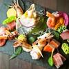丸バル 北海道食市場 丸海屋バル