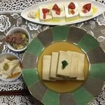 近江屋洋菓子店 - 高野豆腐ダイエット1日目