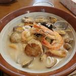 ニュー入船 - 料理写真:天草海鮮ちゃんぽん