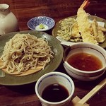 萬吉禎 - 料理写真:天セイロ‼