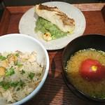 キッチンステージ - 魚コース