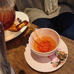 cafe Cherish - ポットサービスの紅茶