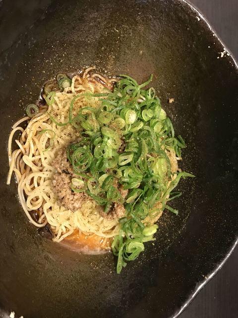 キング軒汁なし担担麺専門>