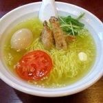 麺活 - 柚子胡椒ラーメン!