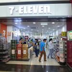 7-ELEVEN - 香港でも、開いててよかった