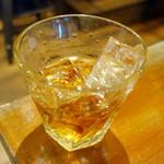 ハバチャル - ラム酒ロック600円