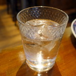 ハバチャル - 朝日水割り550円