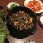 Chicken-Chi-King - サムジャン(海鮮みそ)