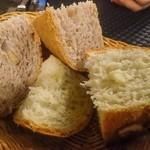 プールトワ - 自家製パン