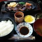 83786413 - ステーキ定食