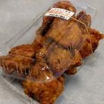 83787480 - ニンニク風味・醤油味から揚(340円)