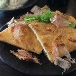 豆富茶屋 林 - 料理写真:焼きあげ