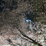 バビーズ ニューヨーク アークヒルズ - ほぼ満月〜♬
