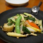 Sai - 野菜炒め