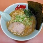 ラーメン山岡家 - 醤油ラーメン(650円)