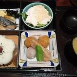 銀座 松鶴 - お楽しみ弁当1050円